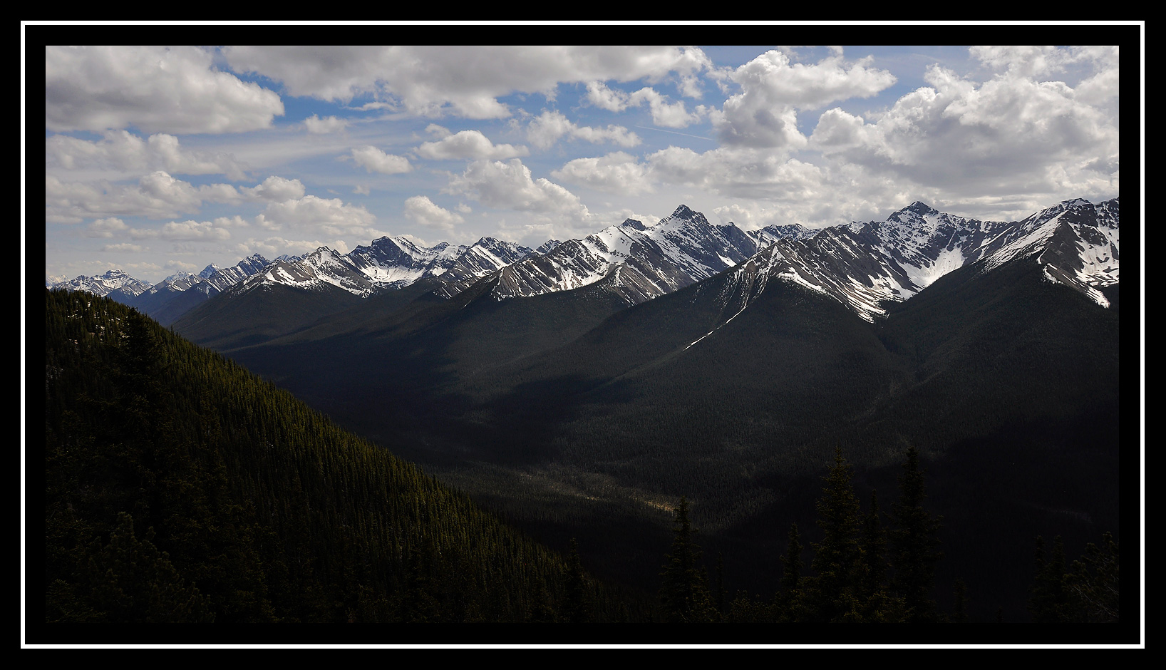 Rocky Mountains Banff Nationalpark