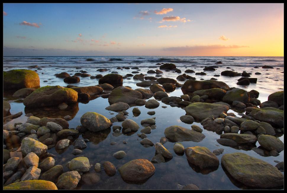 rocky sundown