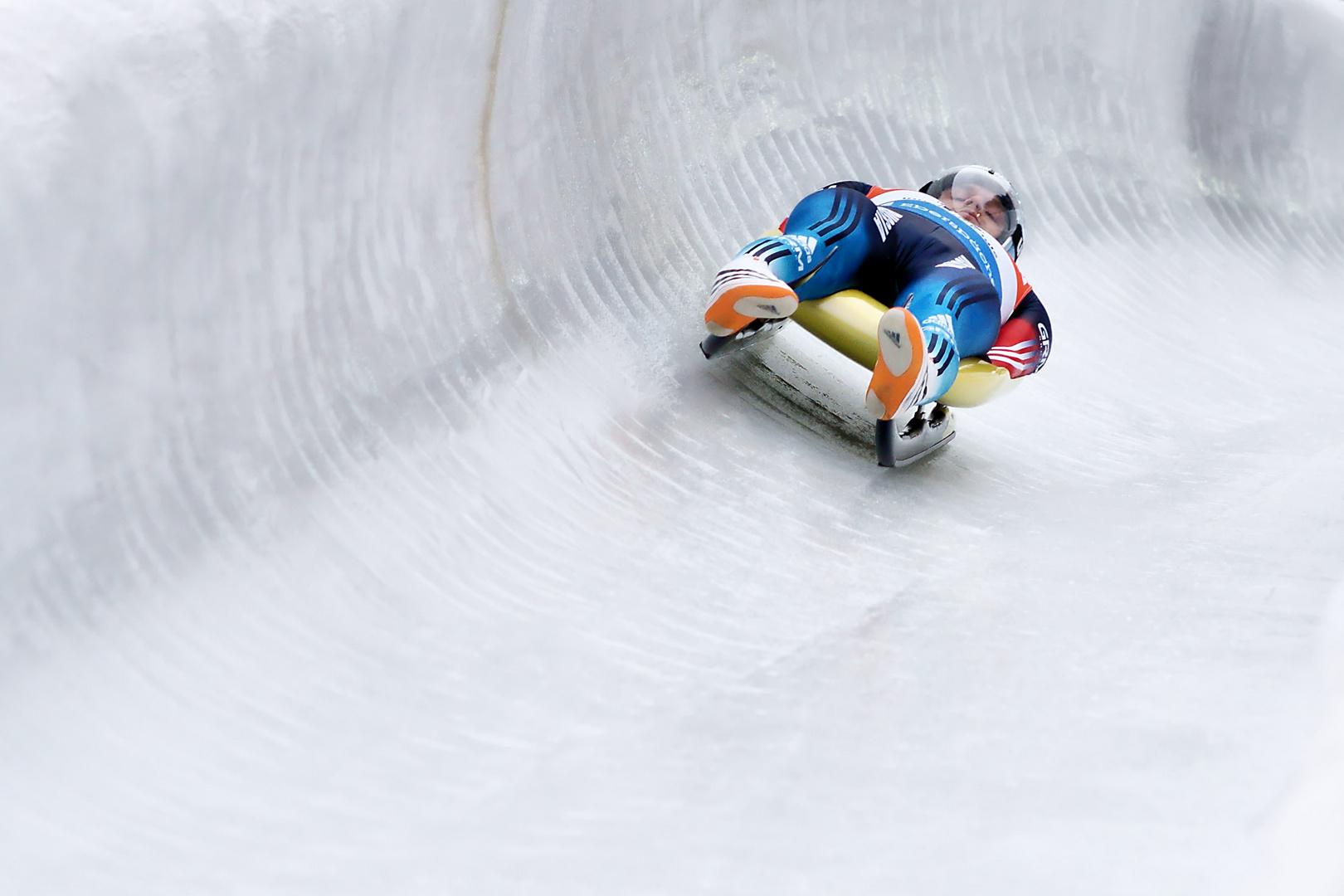 Rodel-Weltcup Innsbruck 2013/6