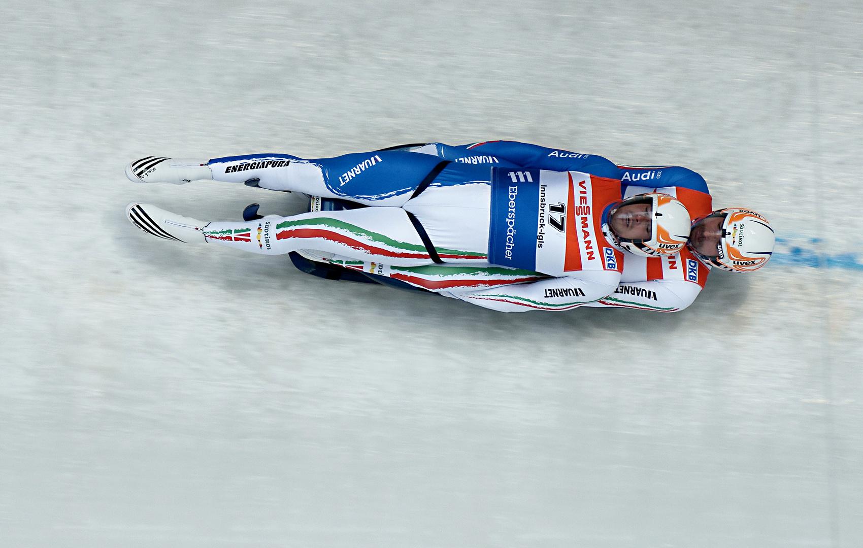 Rodelweltcup Innsbruck-Igls / 3