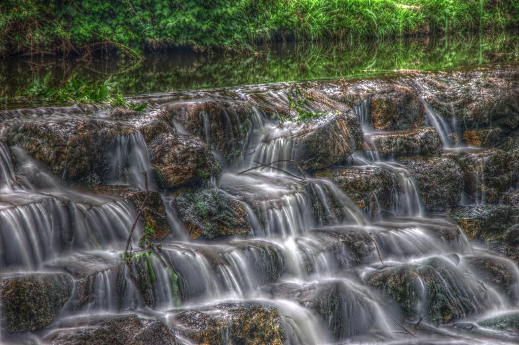 Rodener Wasserfall