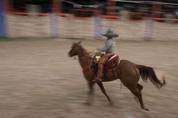 Rodeo in Yucatan