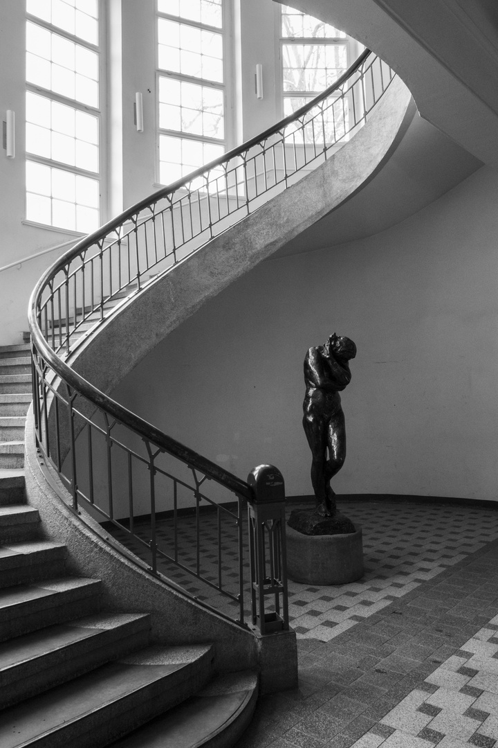 Rodin-Schnecke