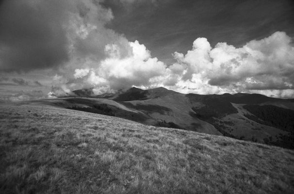 Rodna Gebirge, Rumänien