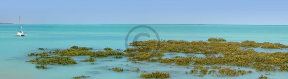 Roebuck Bay, Broome, Australien
