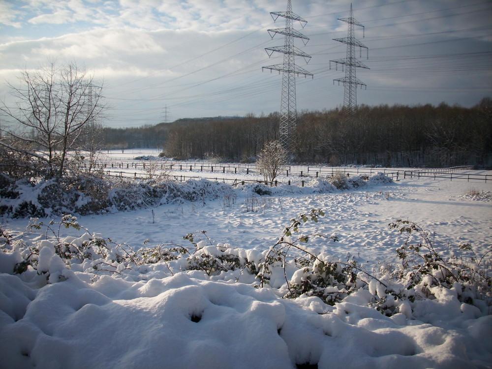 Röhlinghausen im Schnee 4