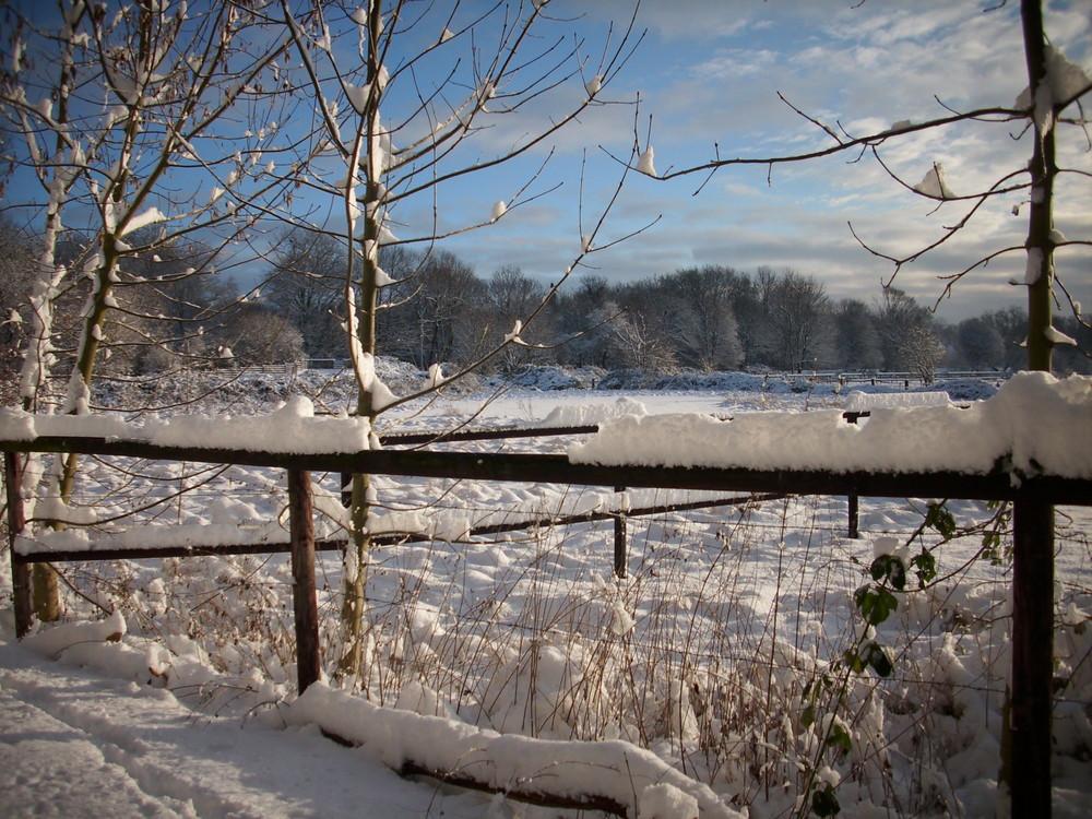 Röhlinghausen im Schnee 7
