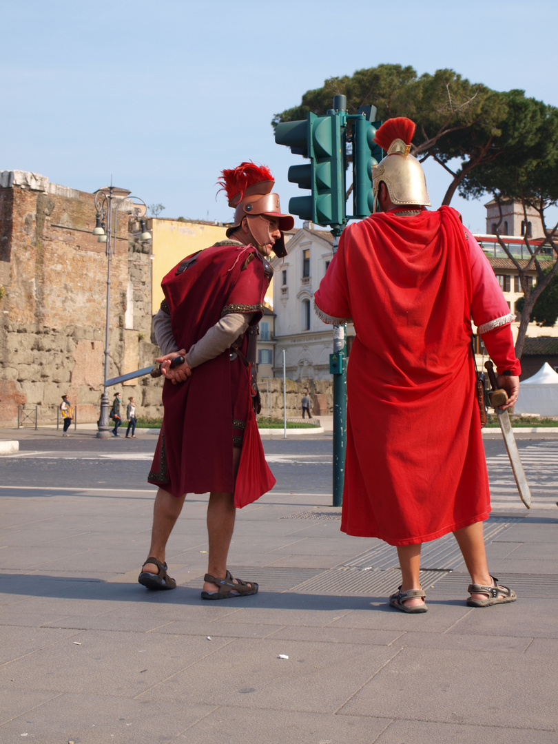 Römer in Rom