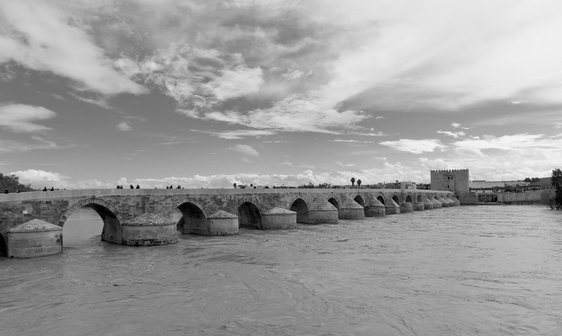 Römerbrücke in Cordoba