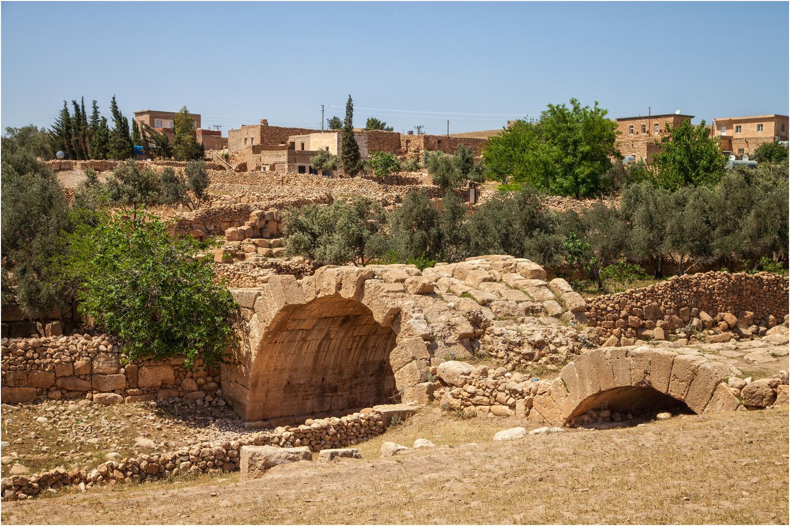 Römerbrücke in Dara