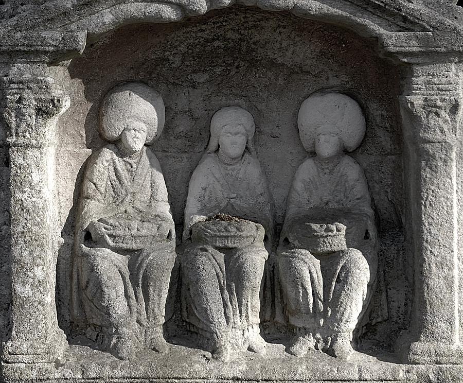 Römergrabstein