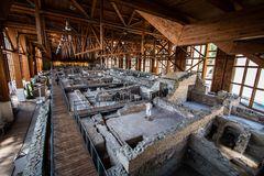 Römische Ausgrabungen bei Ahrweiler