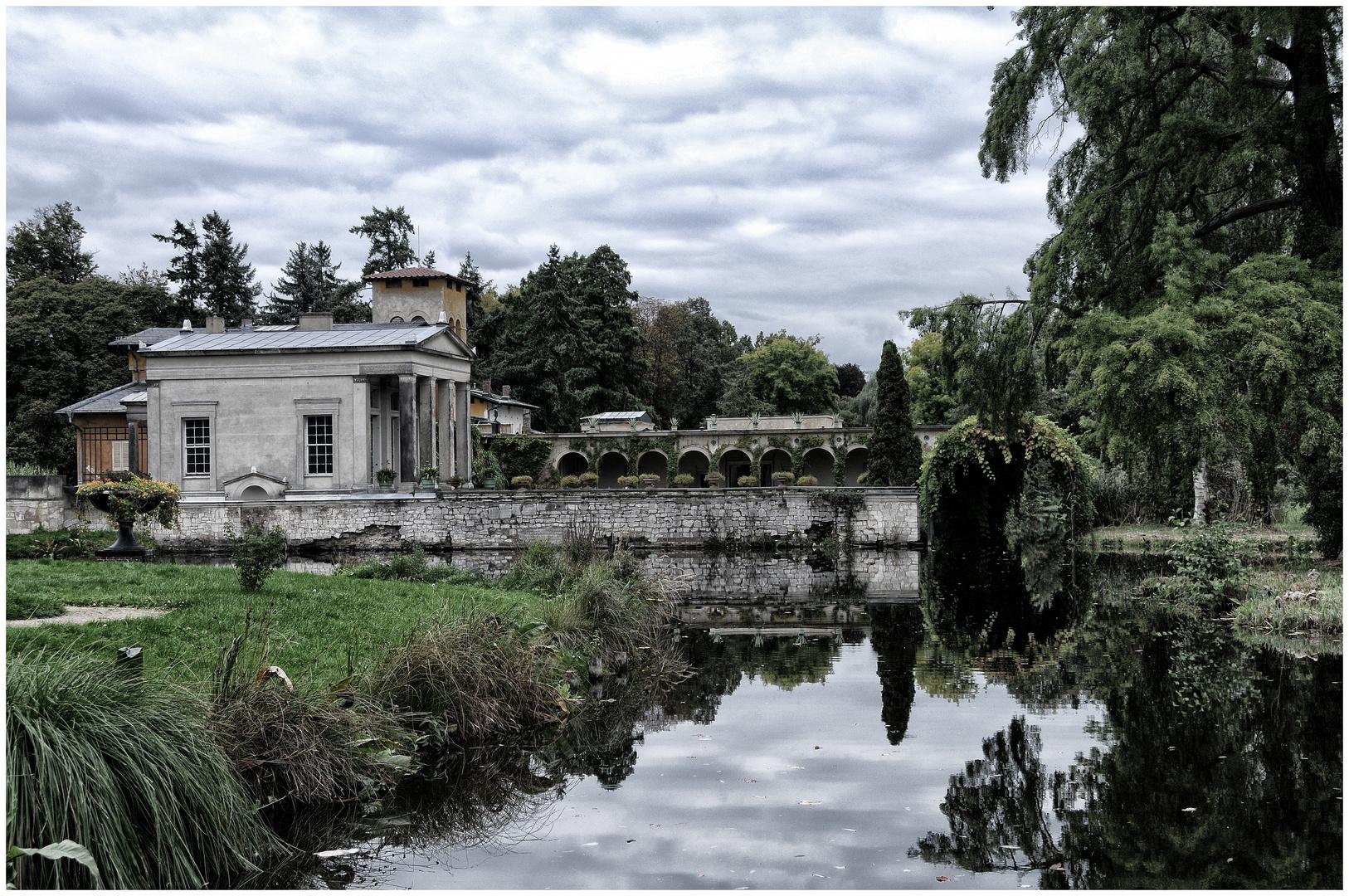 Römische Bäder im Park Sanssouci