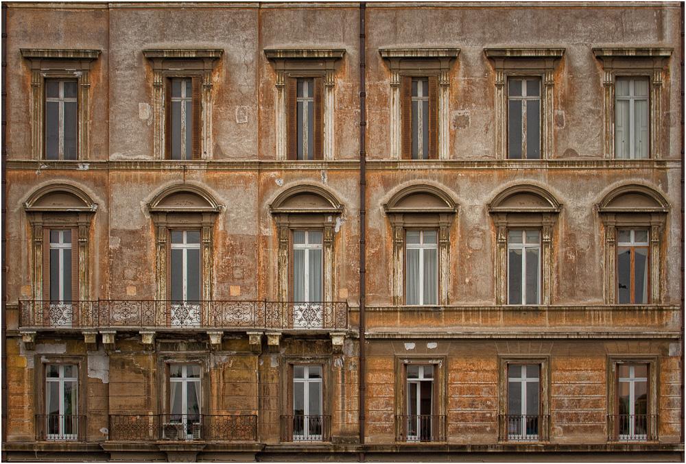 Römische Fassaden I