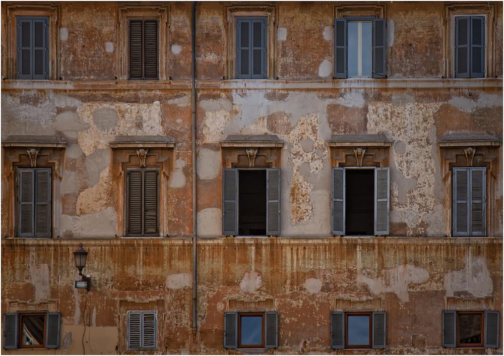 Römische Fassaden II