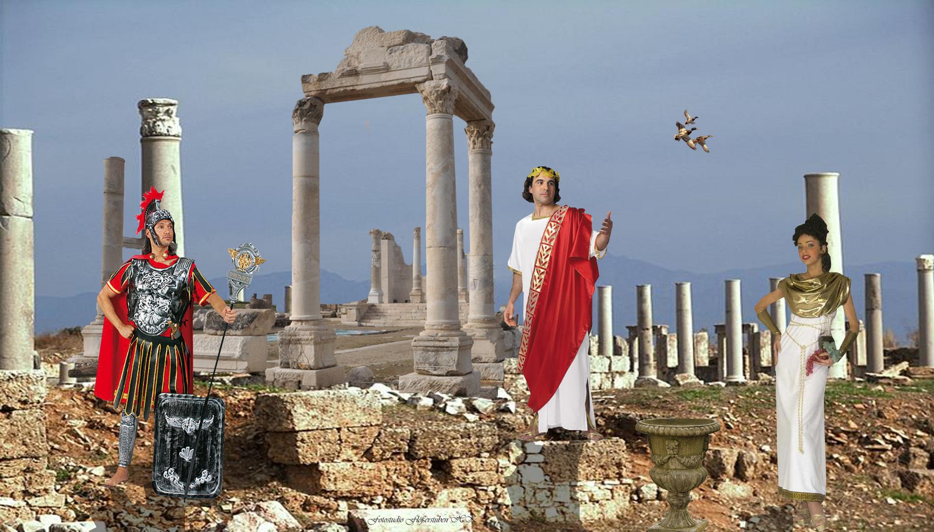 Römische Geschichten-1