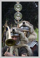 römische Musikanten