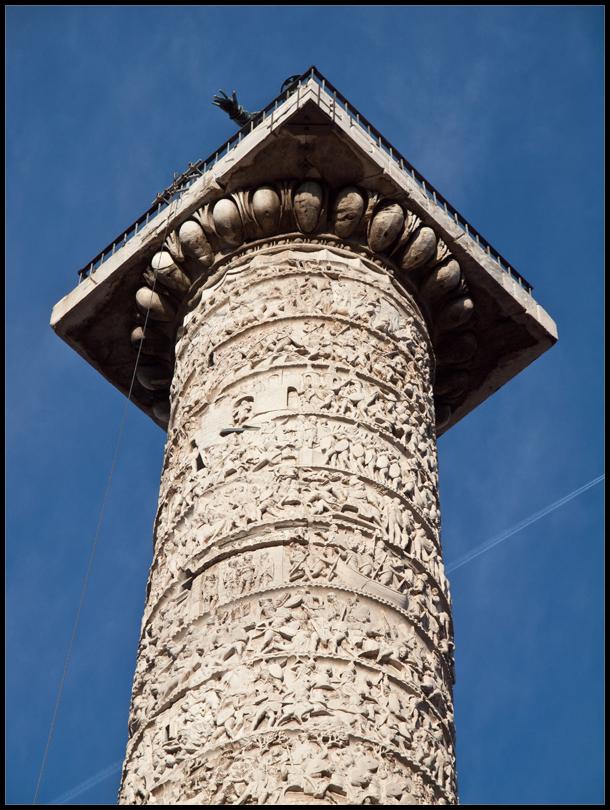 Römische Säulen...