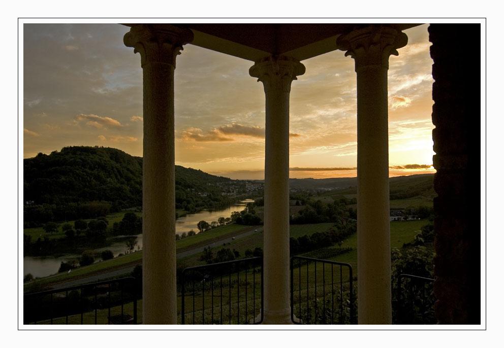 - Römische Säulen -