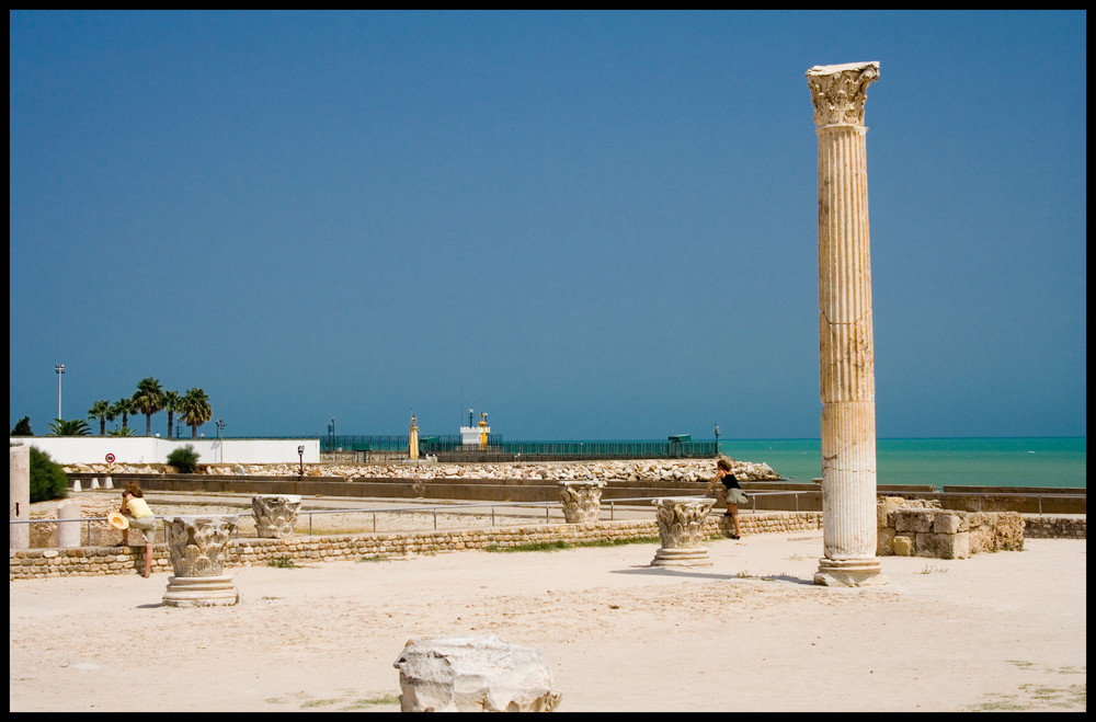 Römische Thermen von Karthago