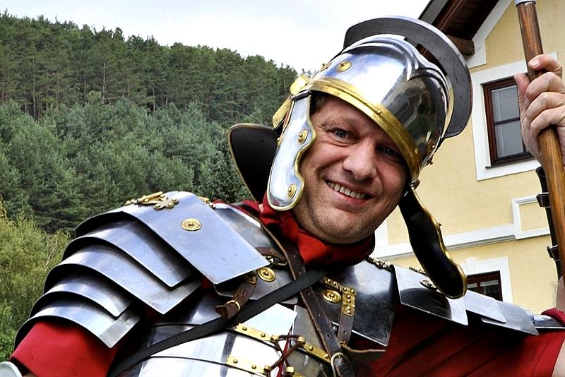 Römischer Soldat