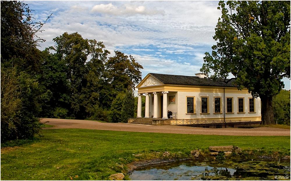 Römisches Haus Weimar Foto & Bild