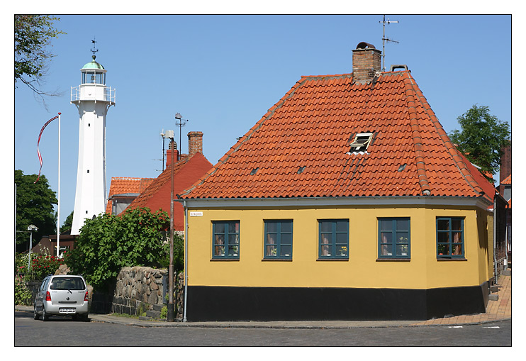 Roenne / Altstadt, Kirkeplads
