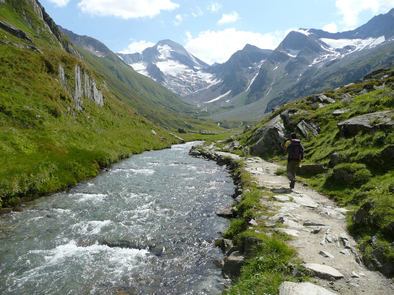 Rötalm im Ahrntal (Südtirol)