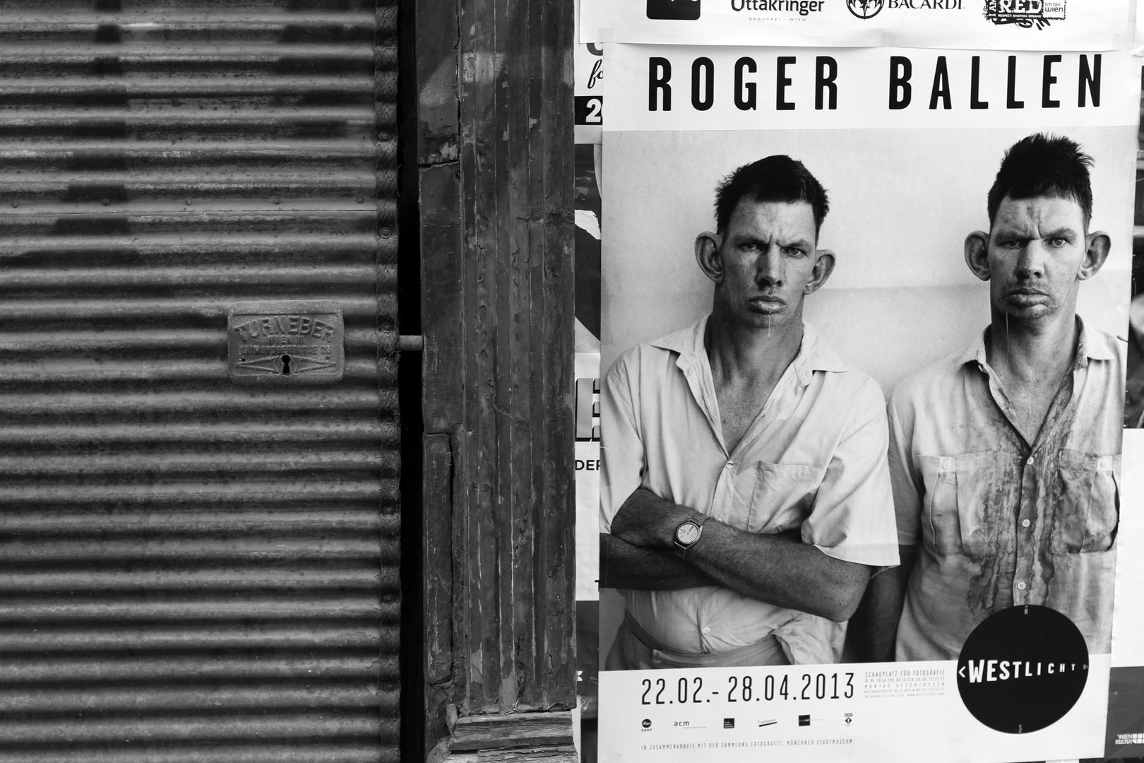 """Roger Ballen"""