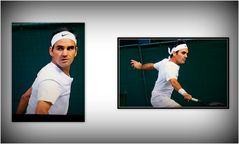 Roger...un genio del tennis.....
