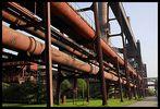 Rohr und Bandbrücken