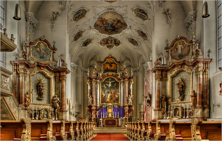 Rohrbergkirche