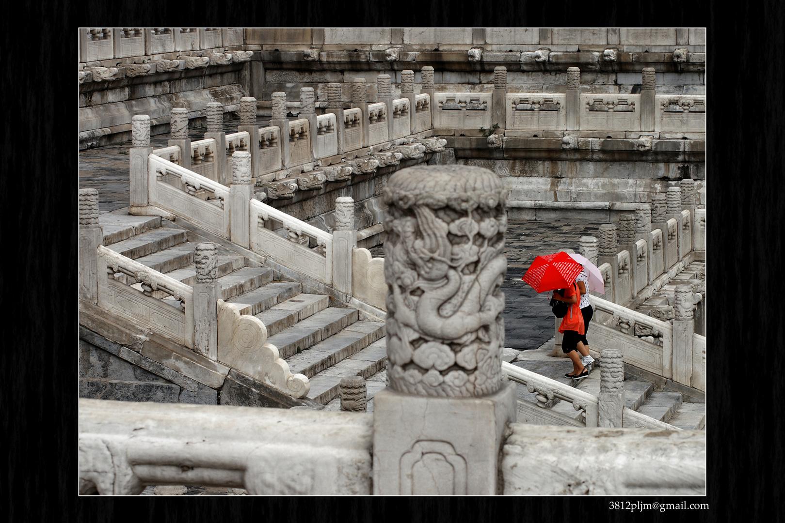 Rojo en Pekín