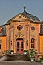 Rokokoschloss in Dornburg