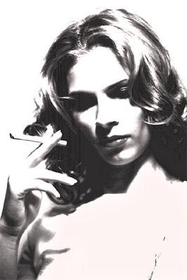 Roksana Raucht wieder...