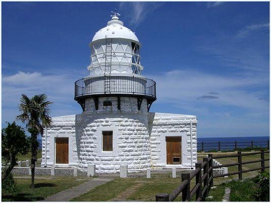 Rokugozaki Lighthouse (Ishikawa Japan)