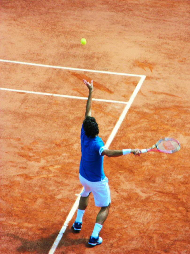 Roland Garros 2010.