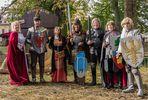 Rolandsfiguren auf dem mittelalterlichen Gertrudium
