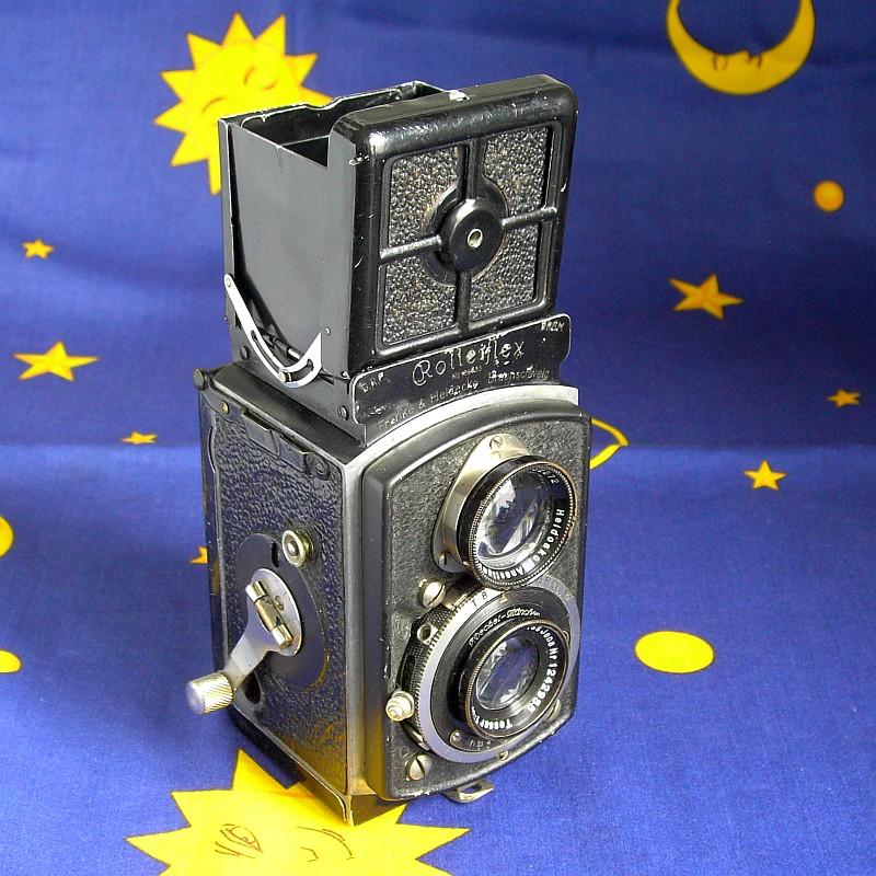 Rolleiflex 4x4