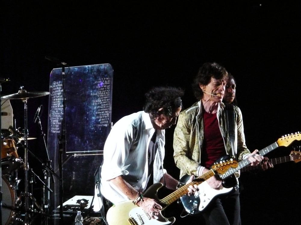 Rolling Stones in Düsseldorf 2007