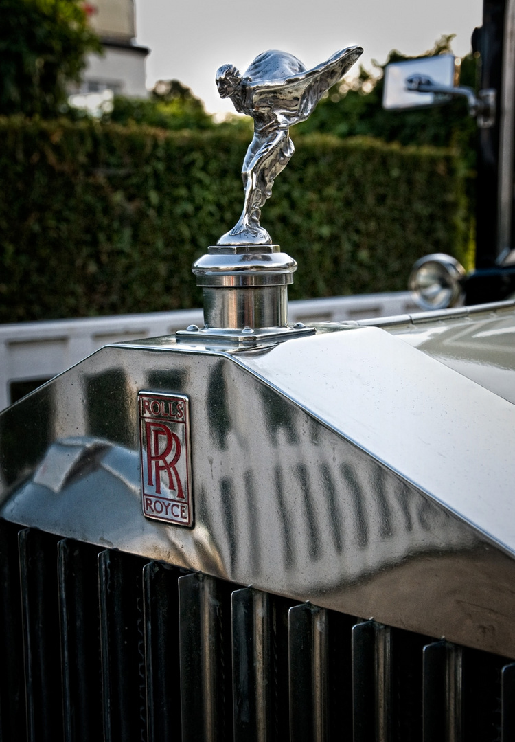 Rolls Royce - a class of its own at Goodwood