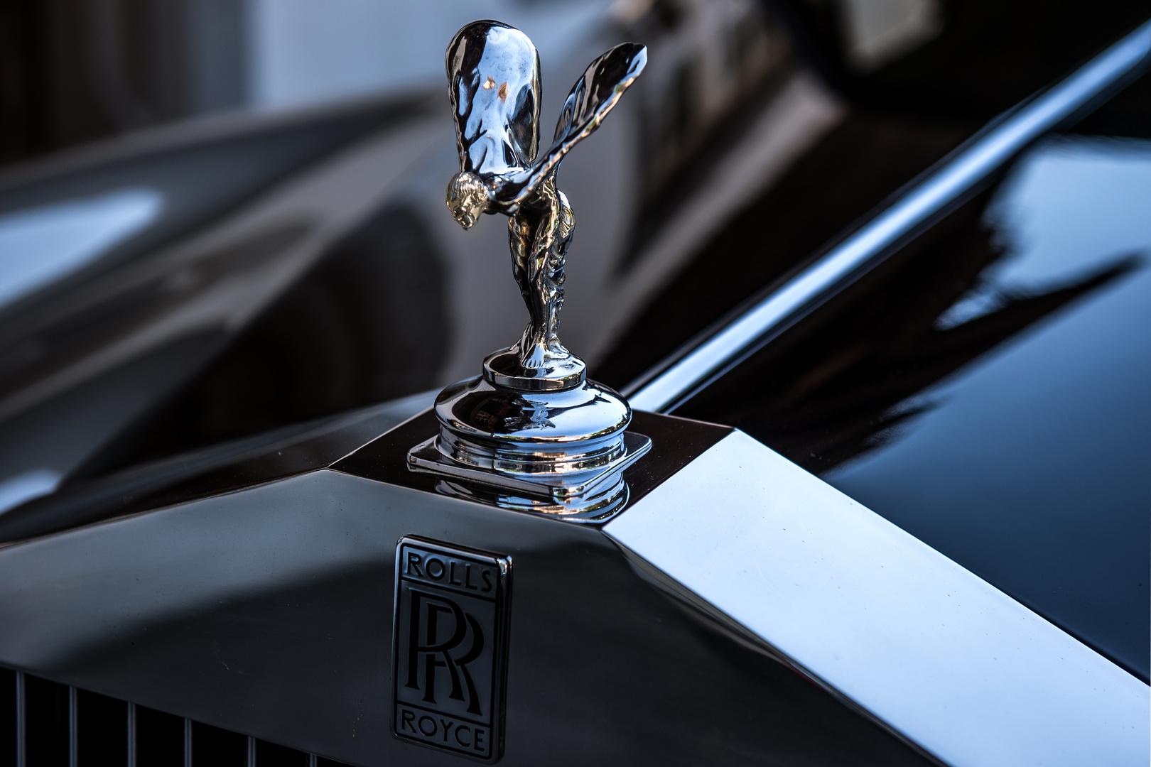 Rolls-Royce-Kühlerfigur / Spirit of Ecstasy
