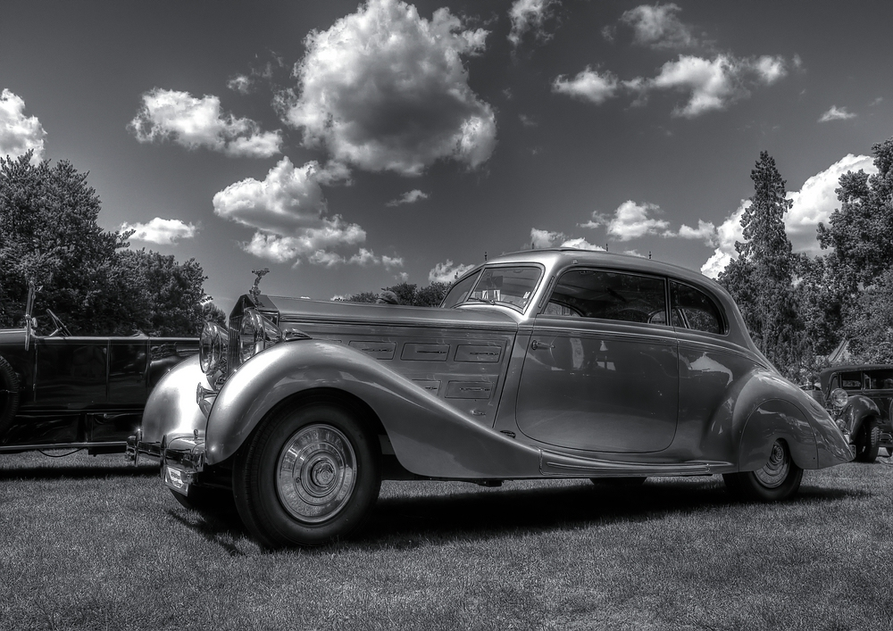 *** Rolls-Royce von 1939 ***