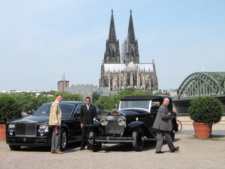 Rolls Royce von Joseph Kennedy...