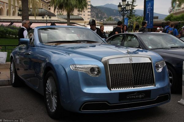 Rolls Roys Hyperion