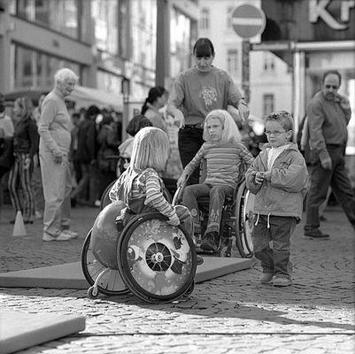 Rollstuhl #3a