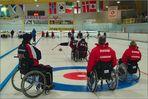 Rollstuhl-Curling WM 2004 #1