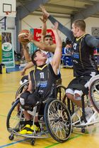 Rollstuhlbasketball 1