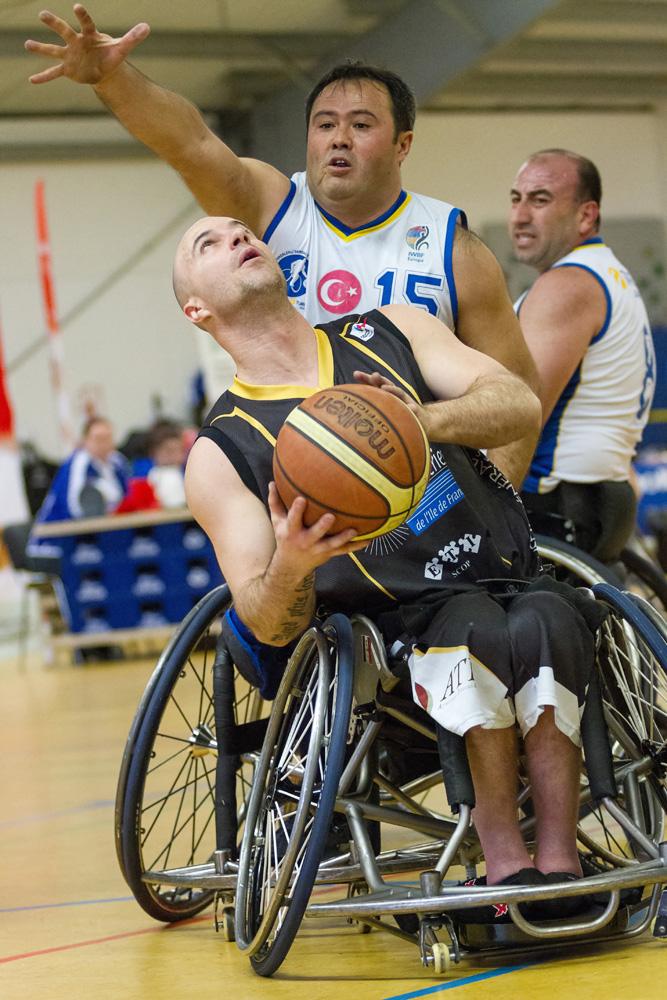 Rollstuhlbasketball 4