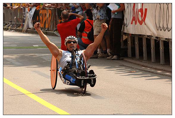 Rollstuhlmaraton Heidelberg